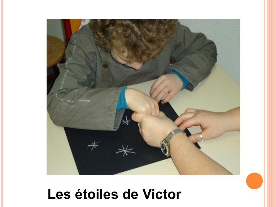Les étoiles de Victor