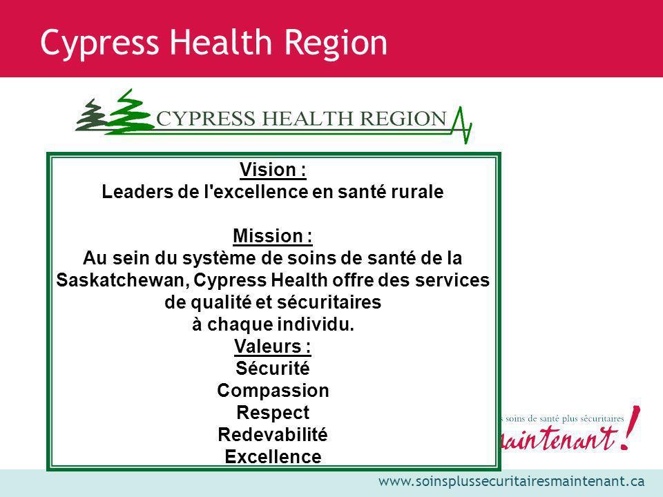 Leaders de l excellence en santé rurale