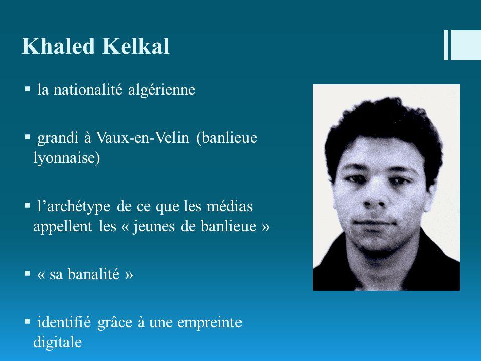 Khaled Kelkal la nationalité algérienne