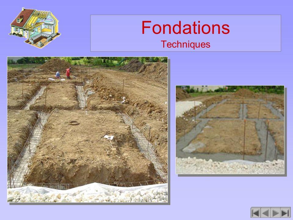 Fondations Techniques