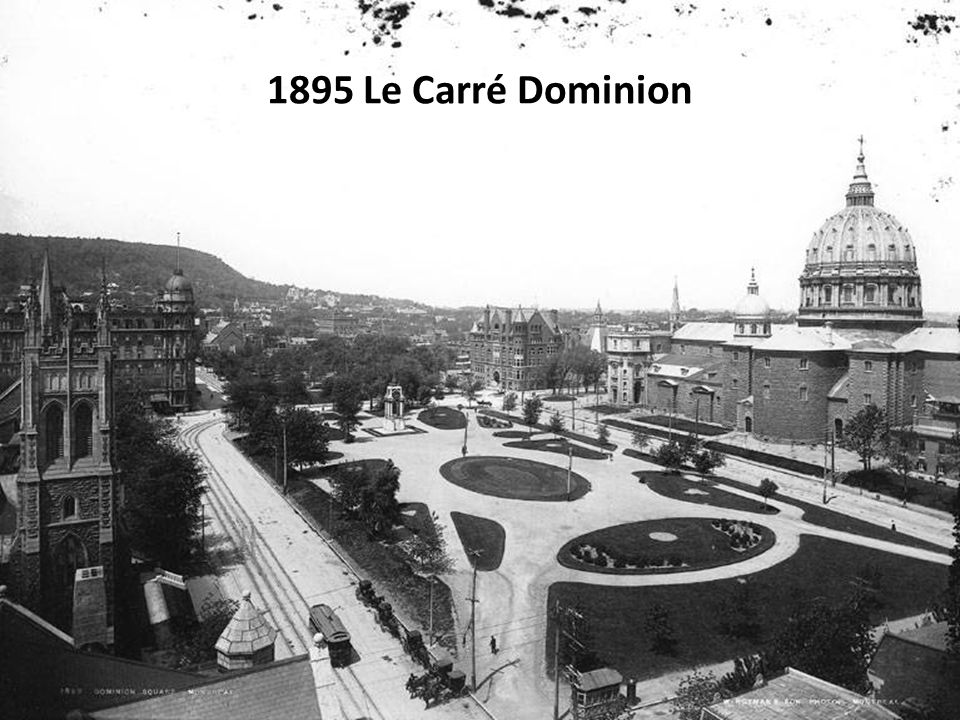 1895 Le Carré Dominion