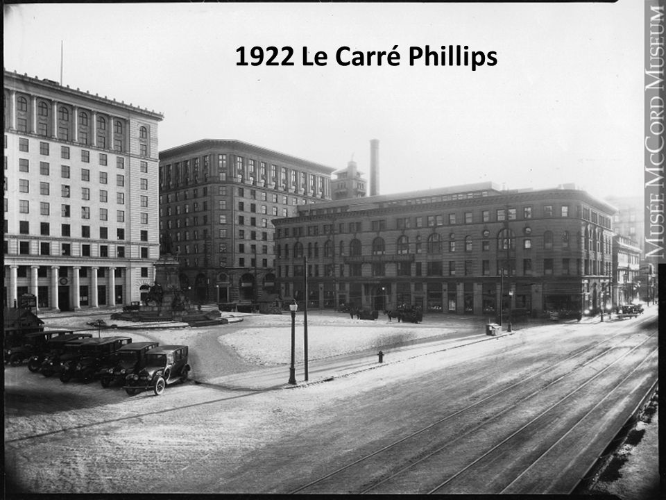 1922 Le Carré Phillips