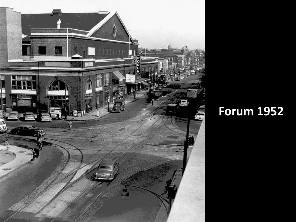 Forum 1952