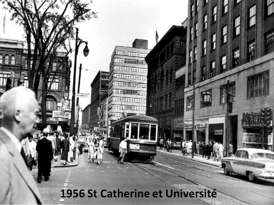 1956 St Catherine et Université