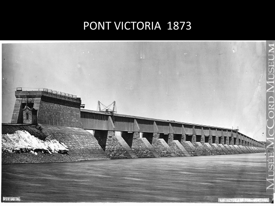 PONT VICTORIA 1873