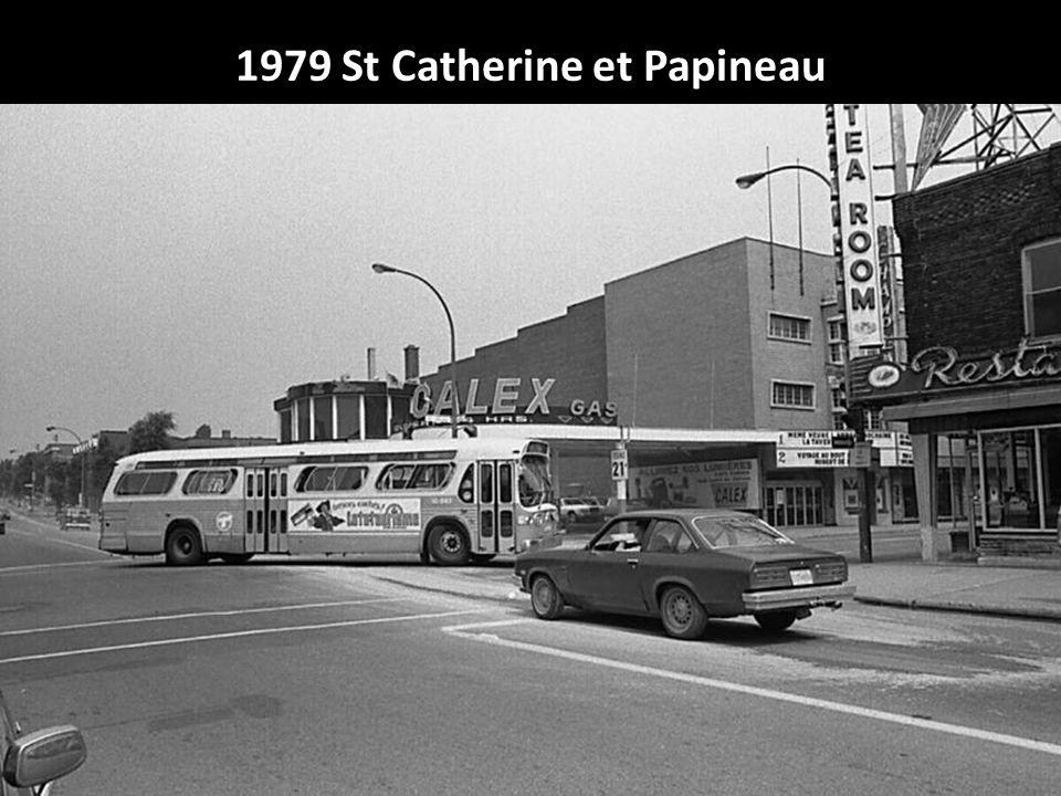 1979 St Catherine et Papineau