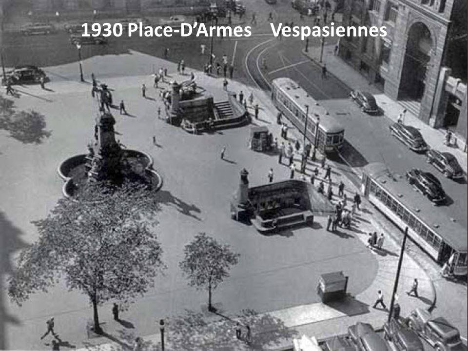 1930 Place-D'Armes Vespasiennes