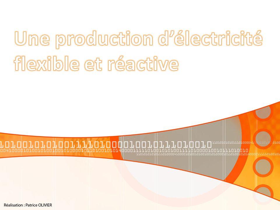 Une production d'électricité