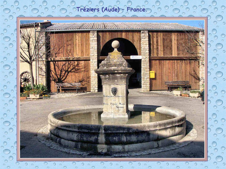 Tréziers (Aude) – France.