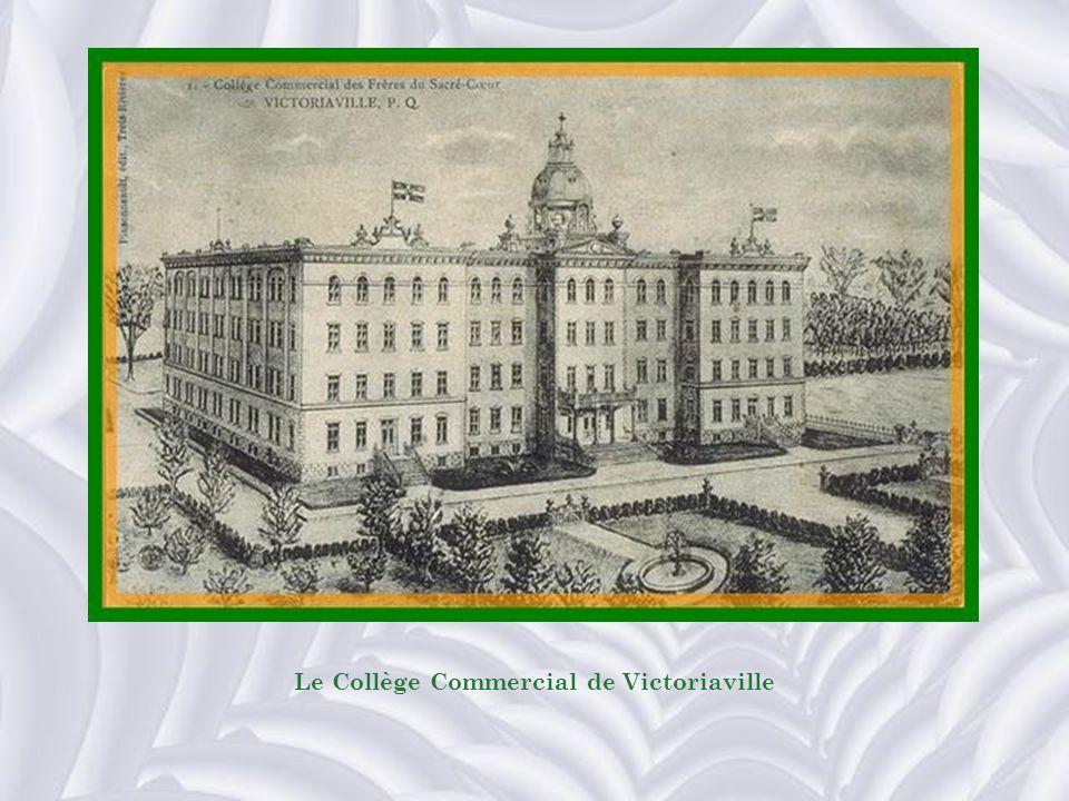 Le Collège Commercial de Victoriaville