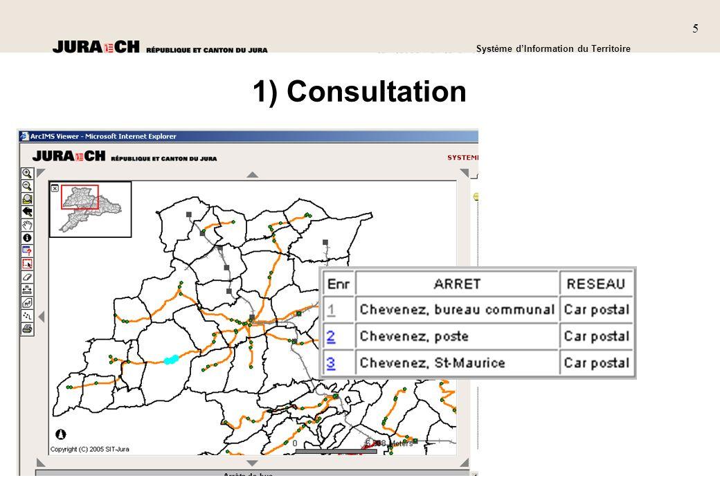 1) Consultation
