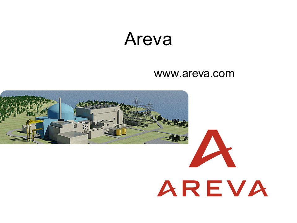 Areva www.areva.com