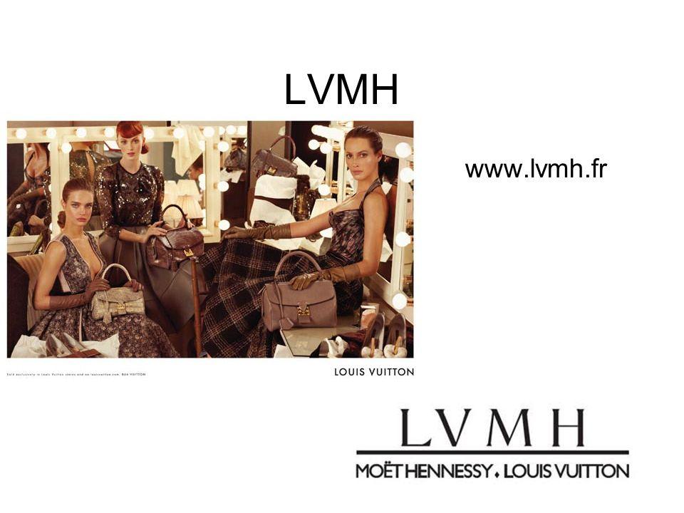 LVMH www.lvmh.fr