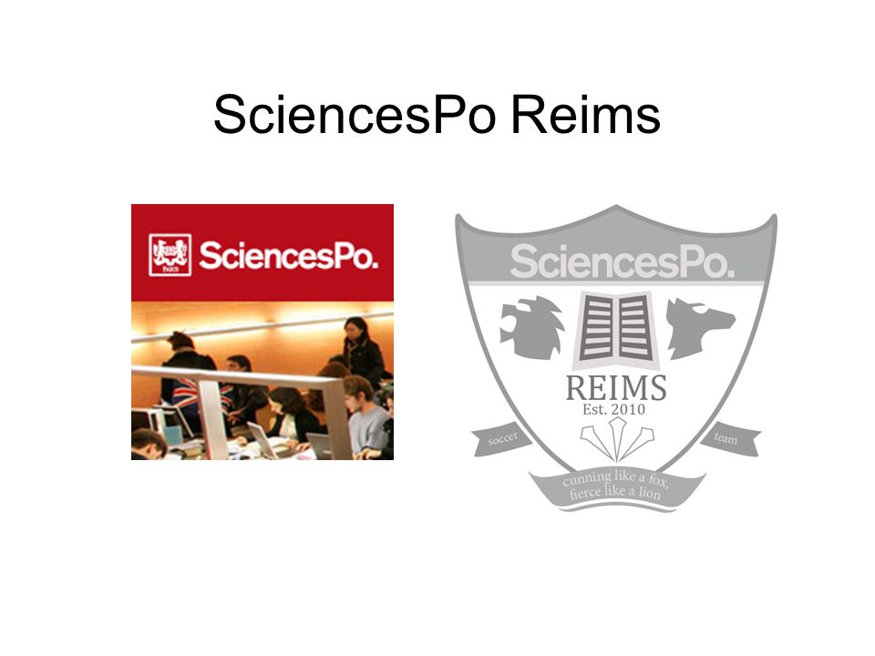 SciencesPo Reims