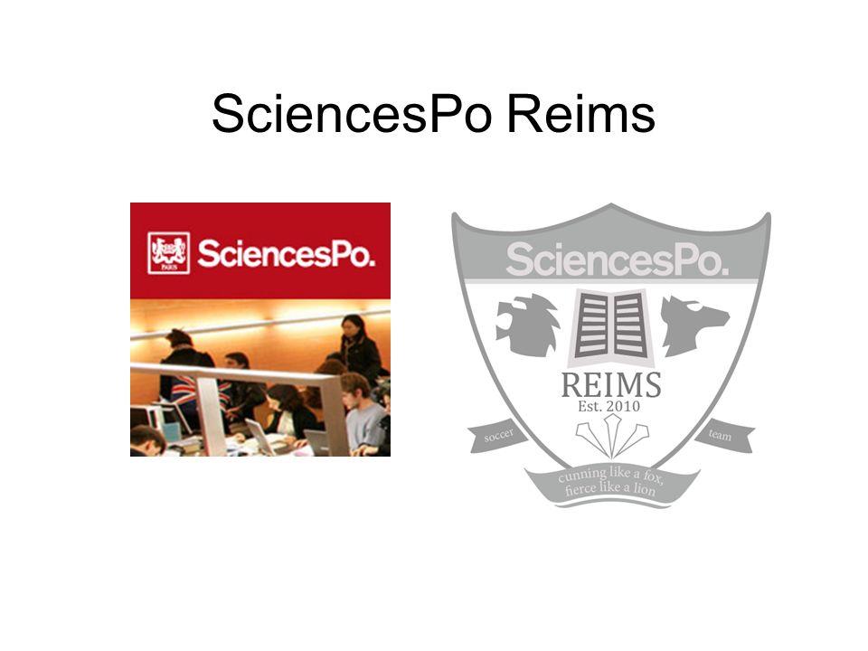 SciencesPo Reims
