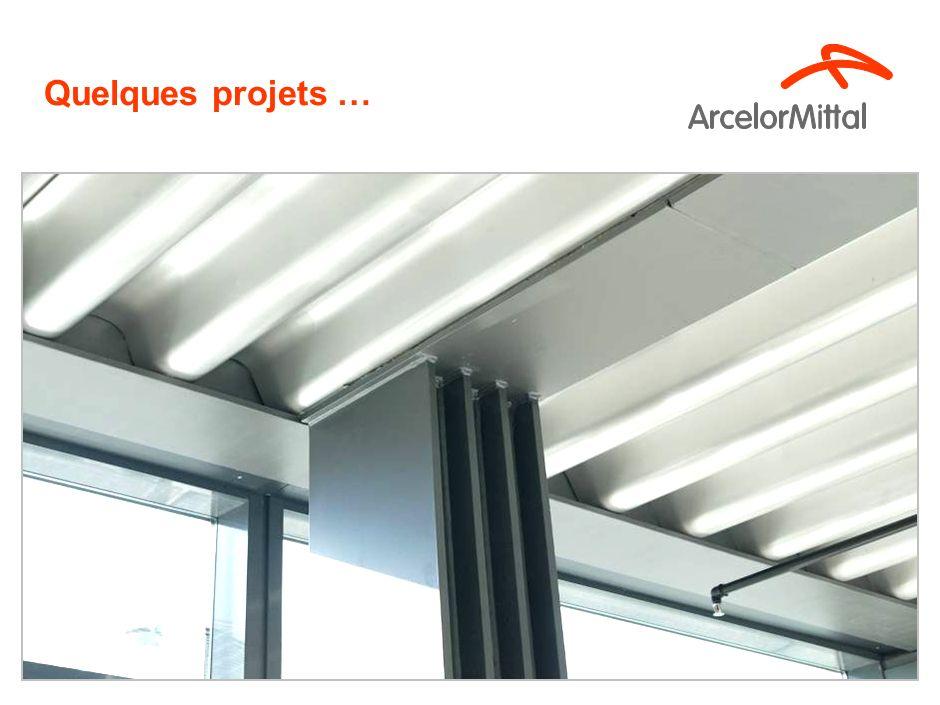 Quelques projets … 15 BRU_LX0288_20060912_Internal roadshow v4_v6
