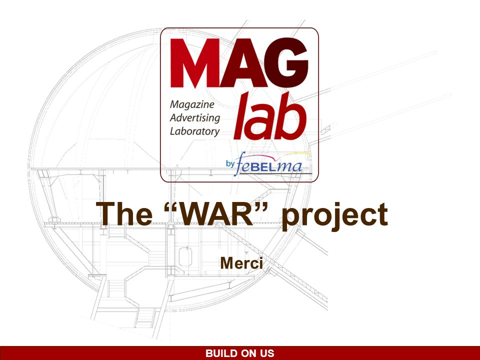 The WAR project Merci