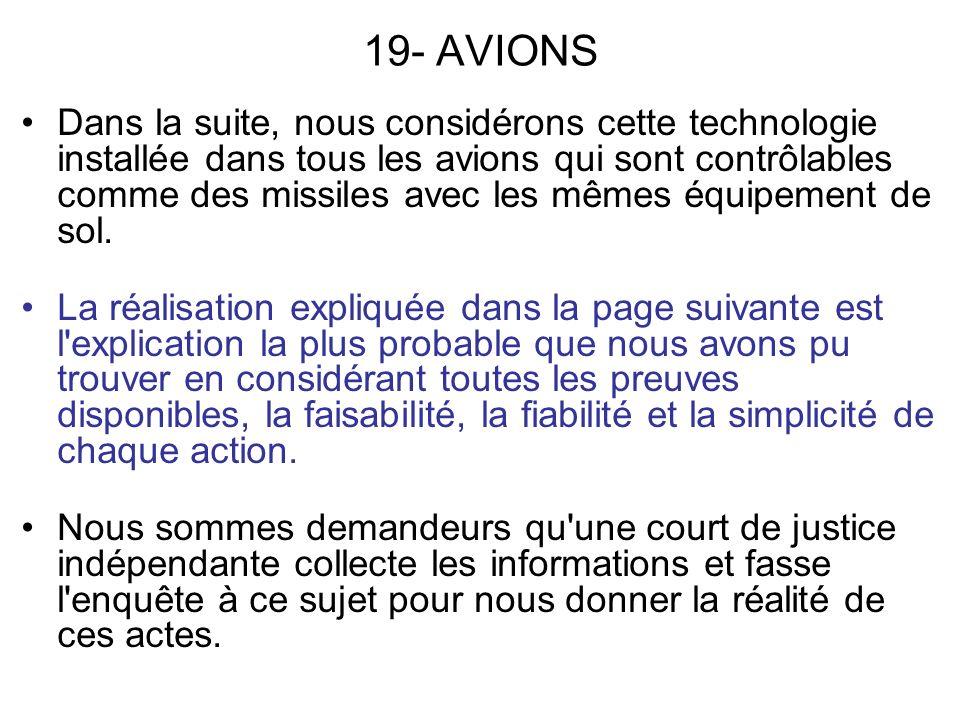19- AVIONS