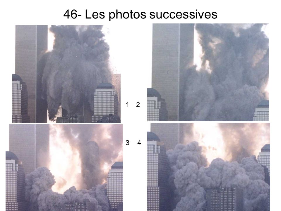 46- Les photos successives