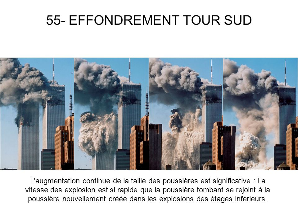 55- EFFONDREMENT TOUR SUD