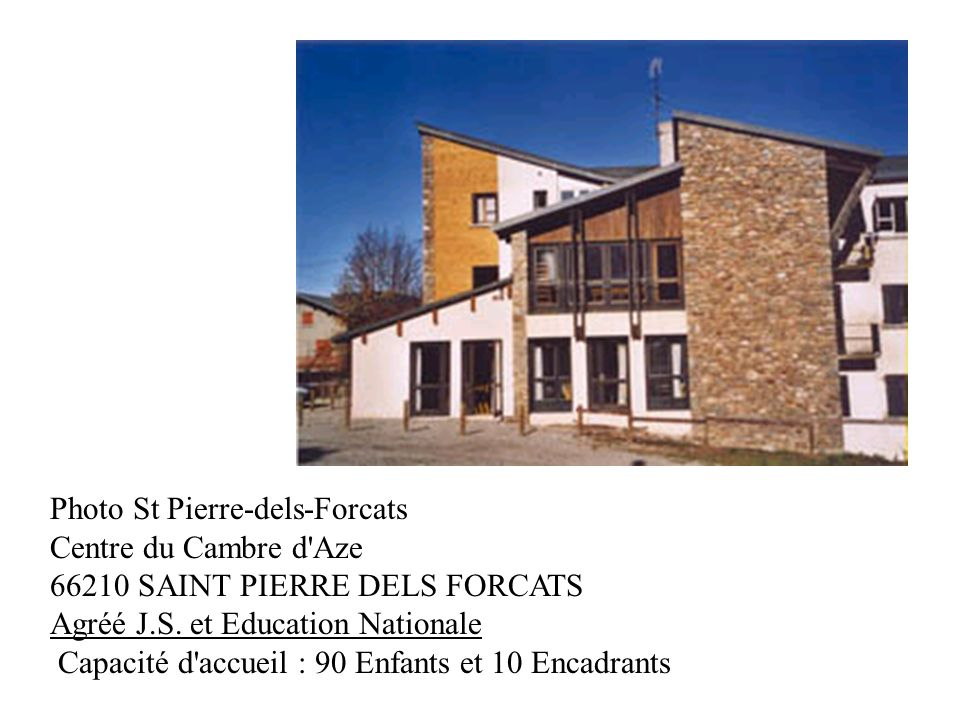 Photo St Pierre-dels-Forcats