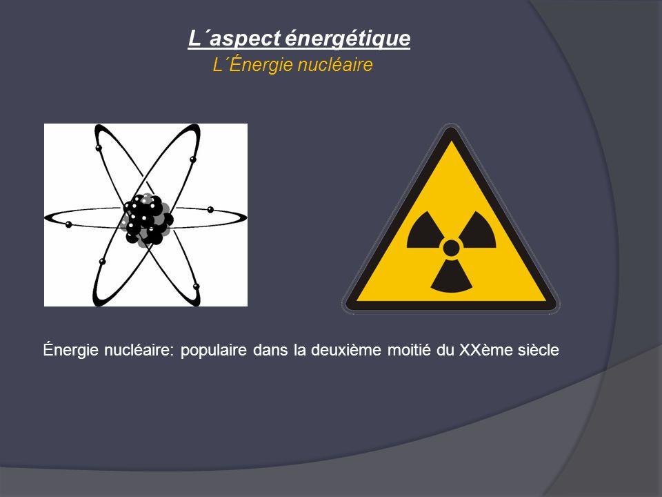 L´aspect énergétique L´Énergie nucléaire