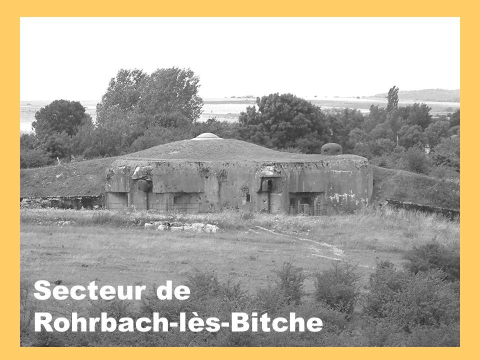 Secteur de Rohrbach-lès-Bitche