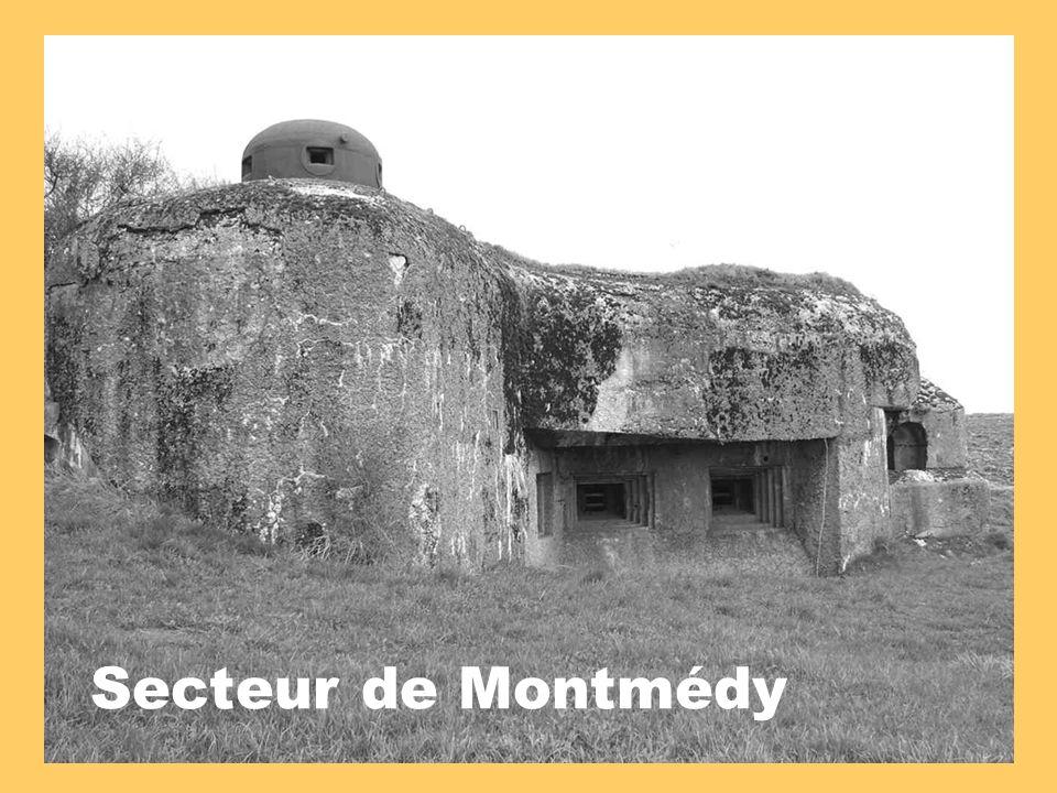 Secteur de Montmédy