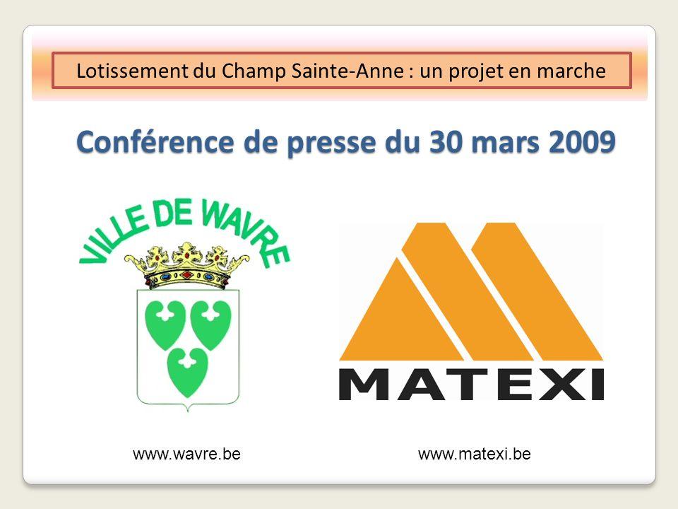 Conférence de presse du 30 mars 2009