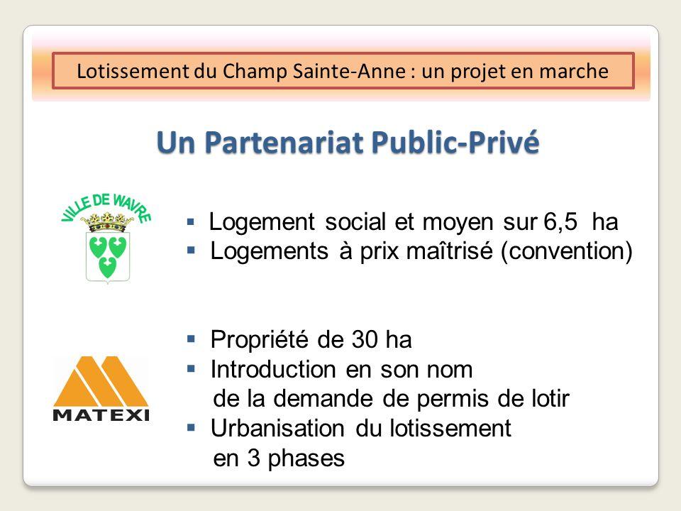 Un Partenariat Public-Privé