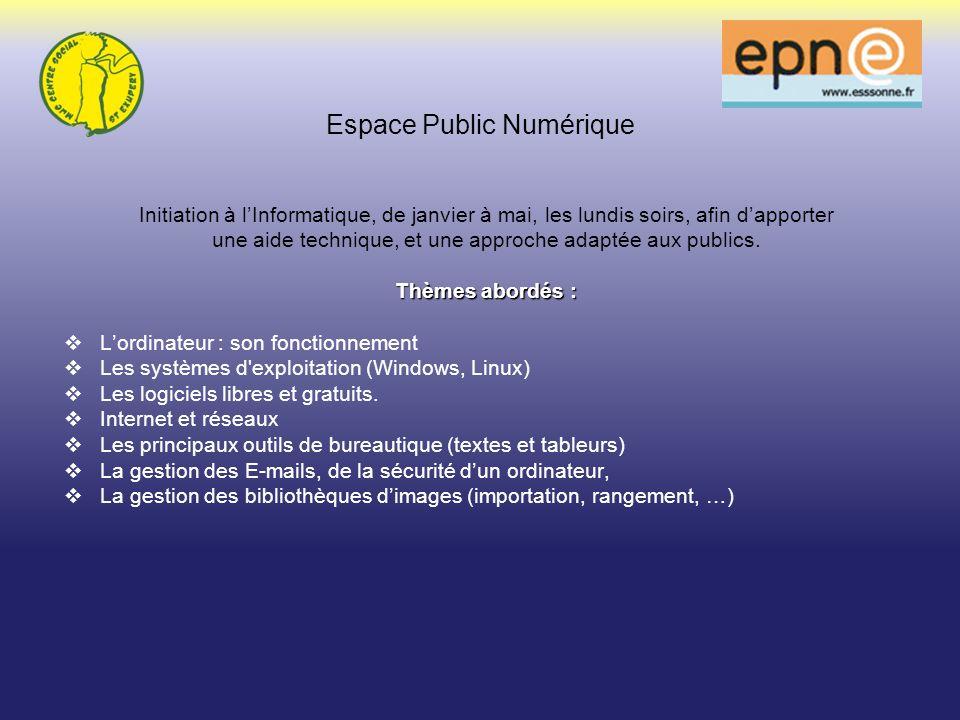 Espace Public Numérique
