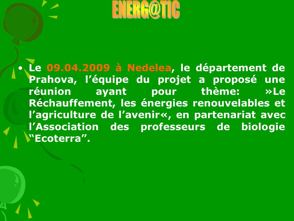 ENERG@TIC