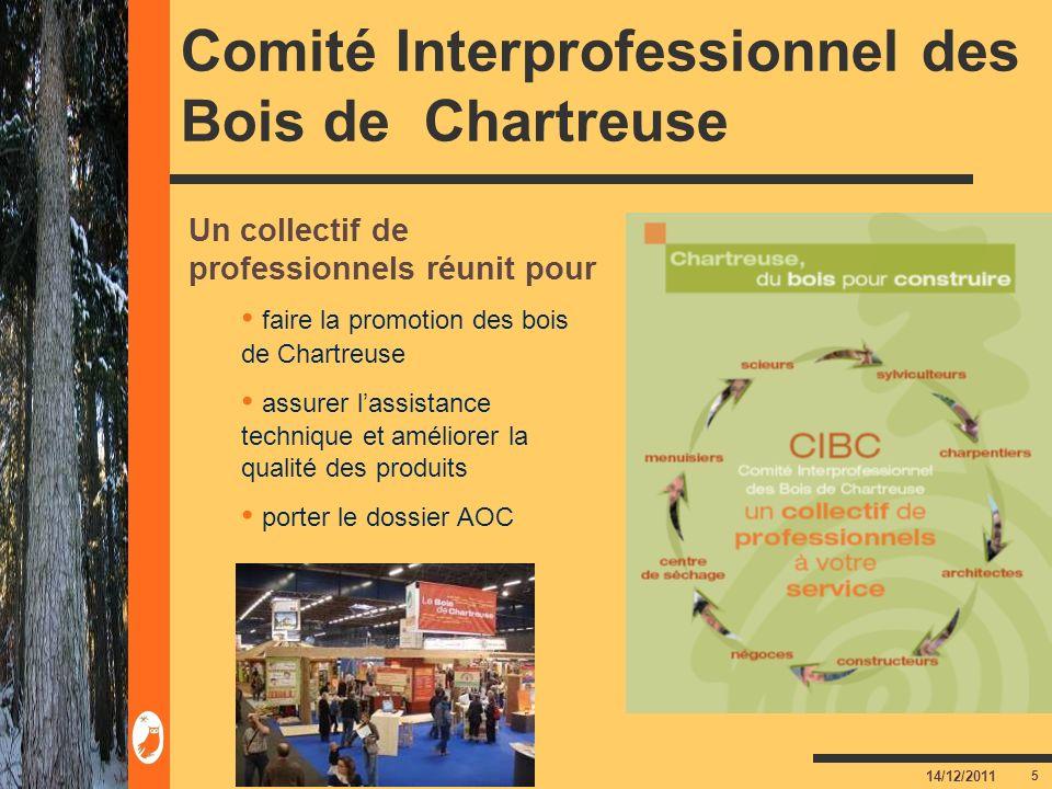 Comité Interprofessionnel des Bois de Chartreuse