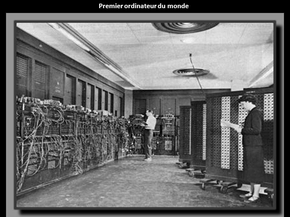 Premier ordinateur du monde