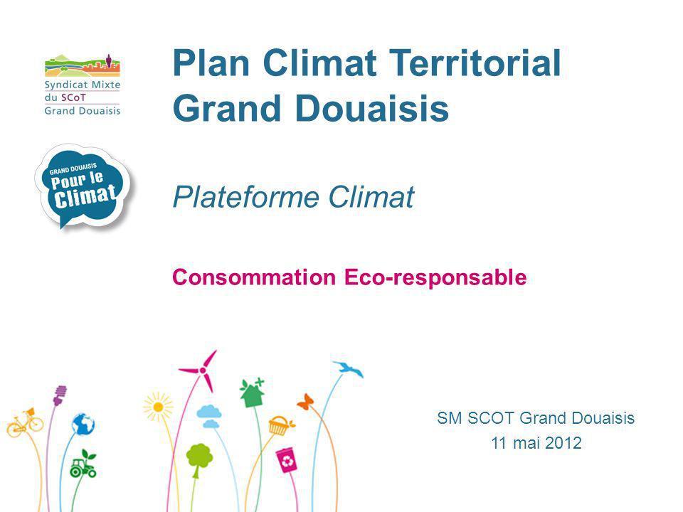 Plan Climat Territorial Grand Douaisis Plateforme Climat