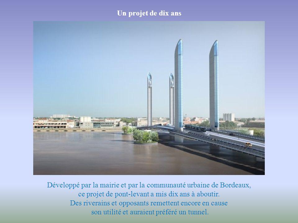 Développé par la mairie et par la communauté urbaine de Bordeaux,