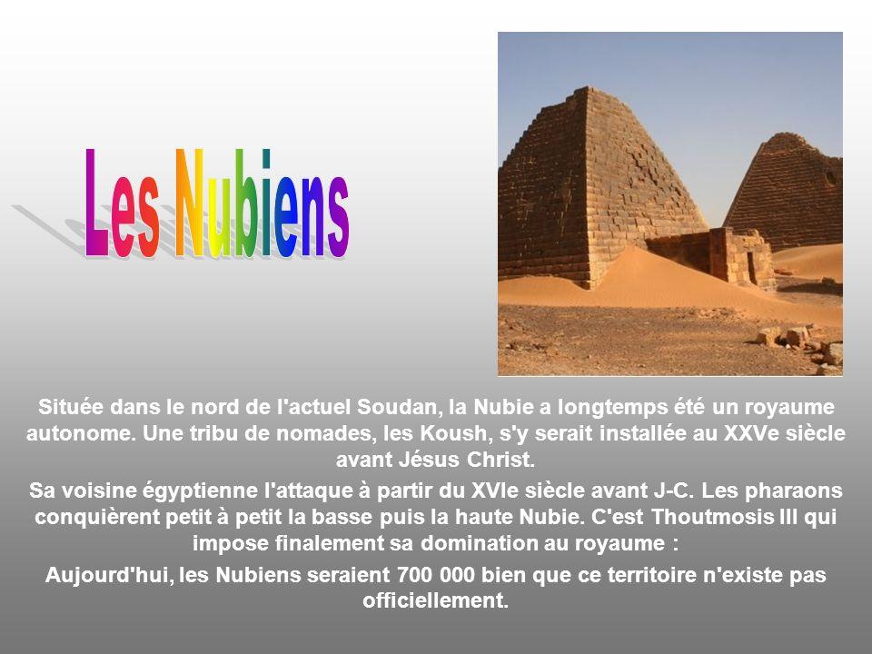 Les Nubiens
