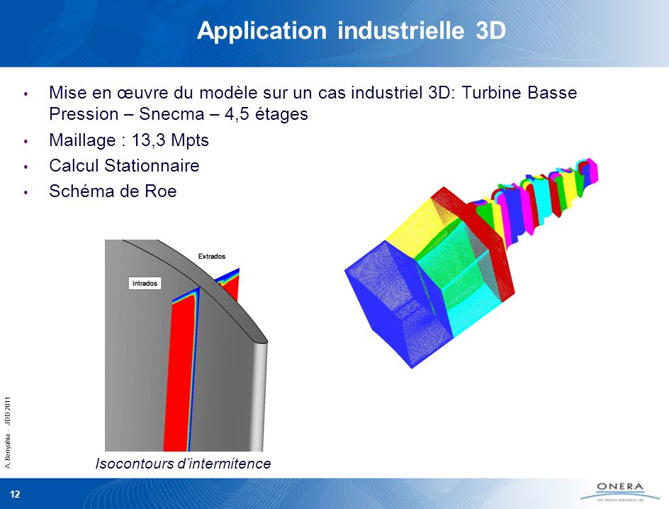 Application industrielle 3D