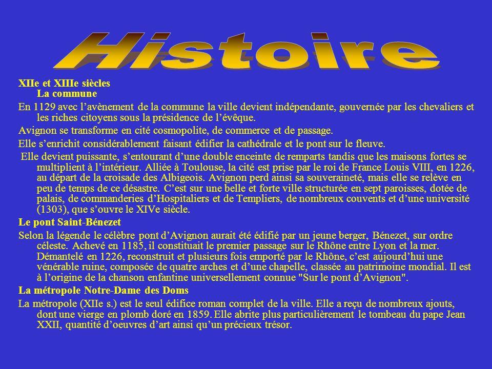 Histoire XIIe et XIIIe siècles La commune