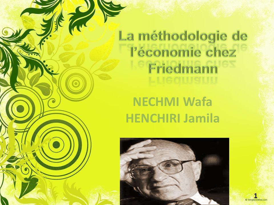 NECHMI Wafa HENCHIRI Jamila