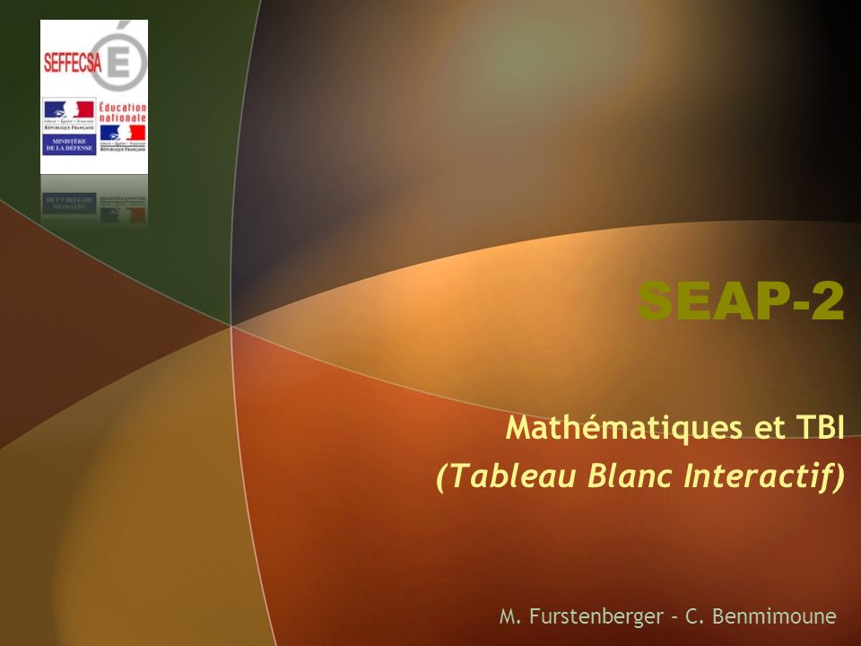Mathématiques et TBI (Tableau Blanc Interactif)
