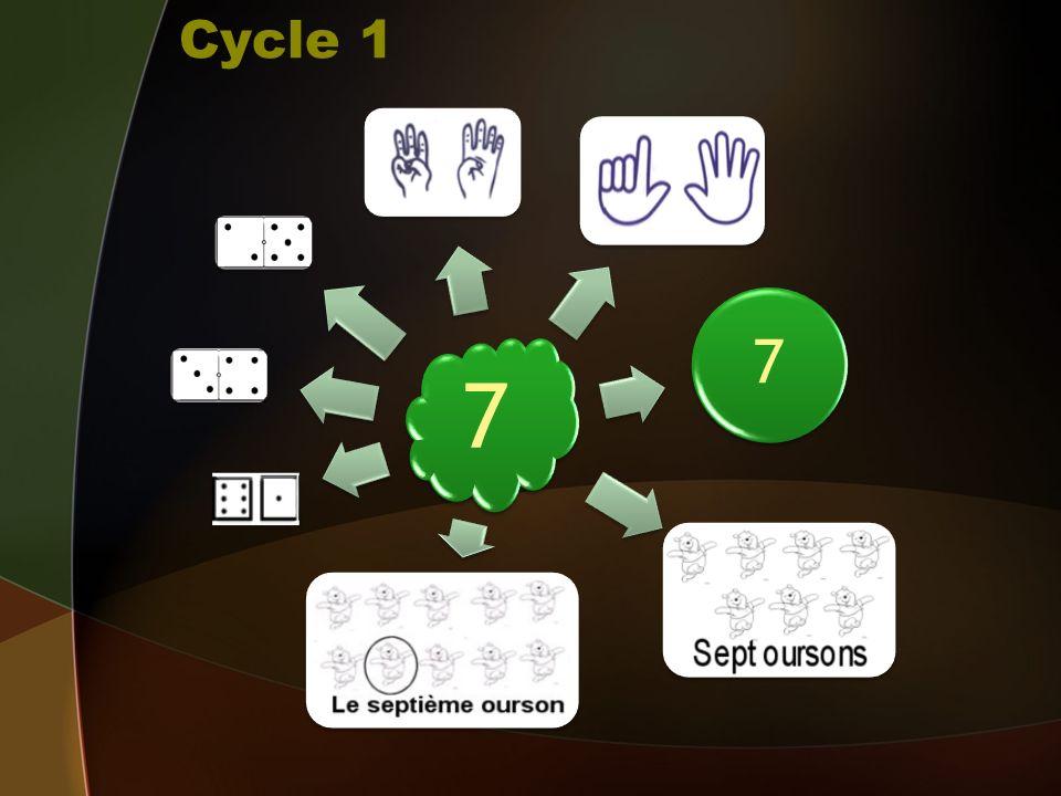Cycle 1 7