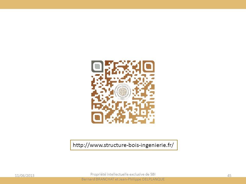 http://www.structure-bois-ingenierie.fr/ 11/06/2013