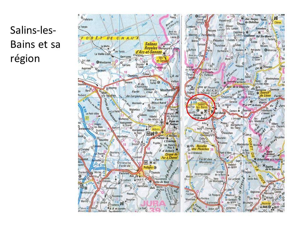 Salins-les-Bains et sa région