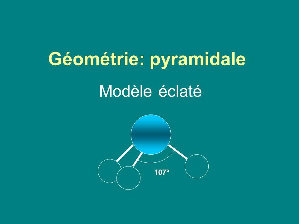 Géométrie: pyramidale