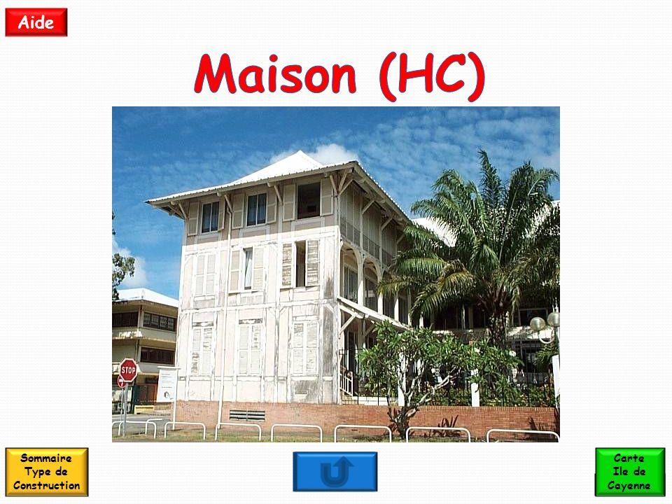Comment naviguer dans la pr sentation sommaire type de Type de construction de maison
