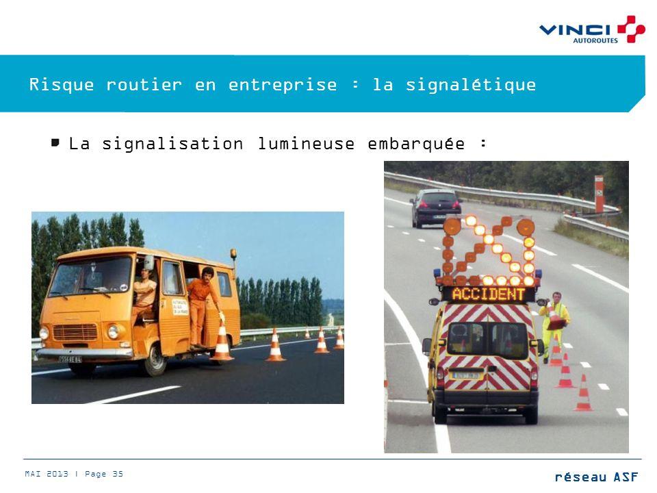 Risque routier en entreprise : la signalétique