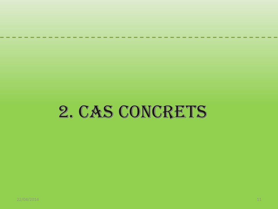 2. cas concrets 30/03/2017
