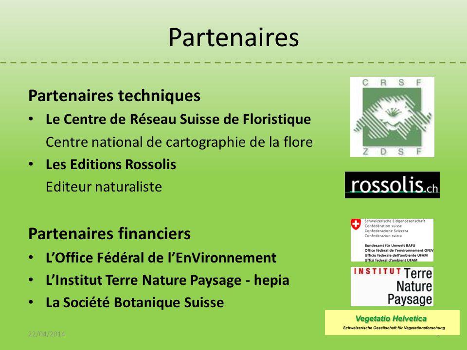 Partenaires Partenaires techniques Partenaires financiers