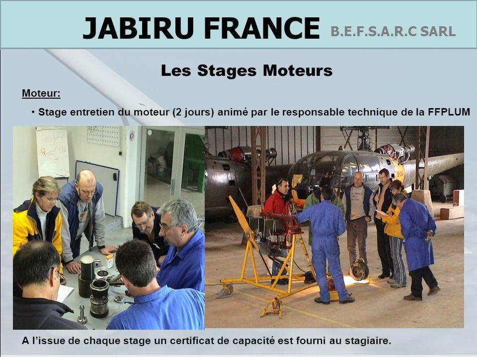 Les Stages Moteurs Moteur: